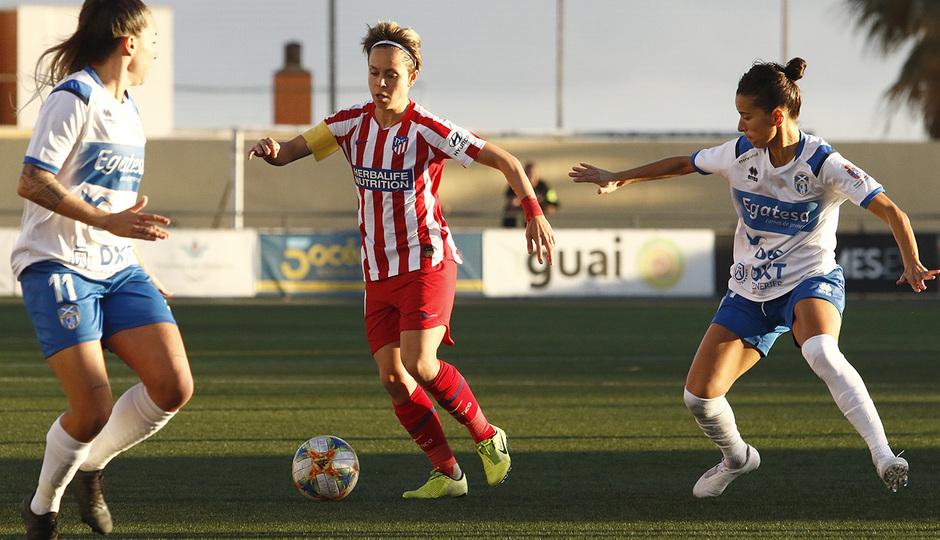 Temp 2019-20 | Granadilla Tenerife - Atlético de Madrid | Amanda