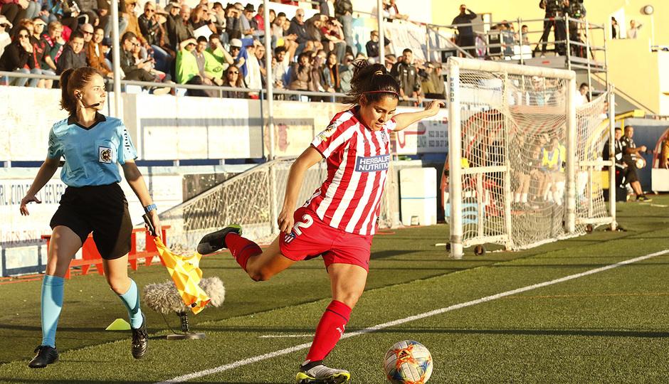 Temp 2019-20 | Granadilla Tenerife - Atlético de Madrid | Kenti