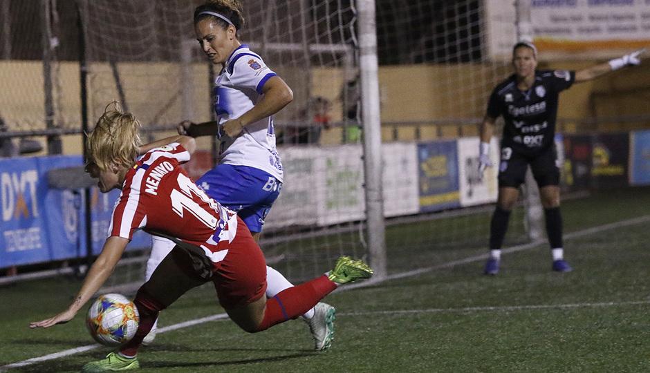 Temporada 18/19 | Granadilla Tenerife - Atlético de Madrid Femenino | Menayo