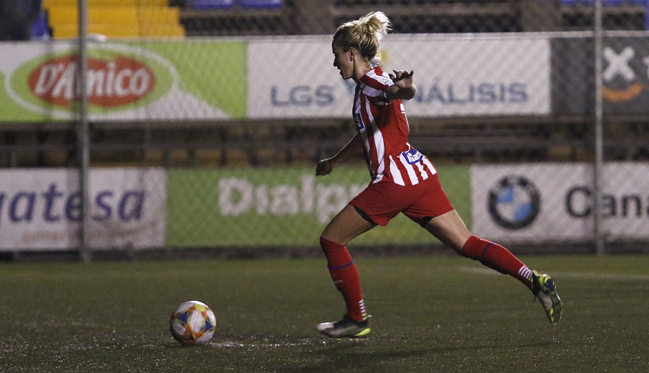 Temporada 18/19 | Granadilla Tenerife - Atlético de Madrid Femenino | Sosa
