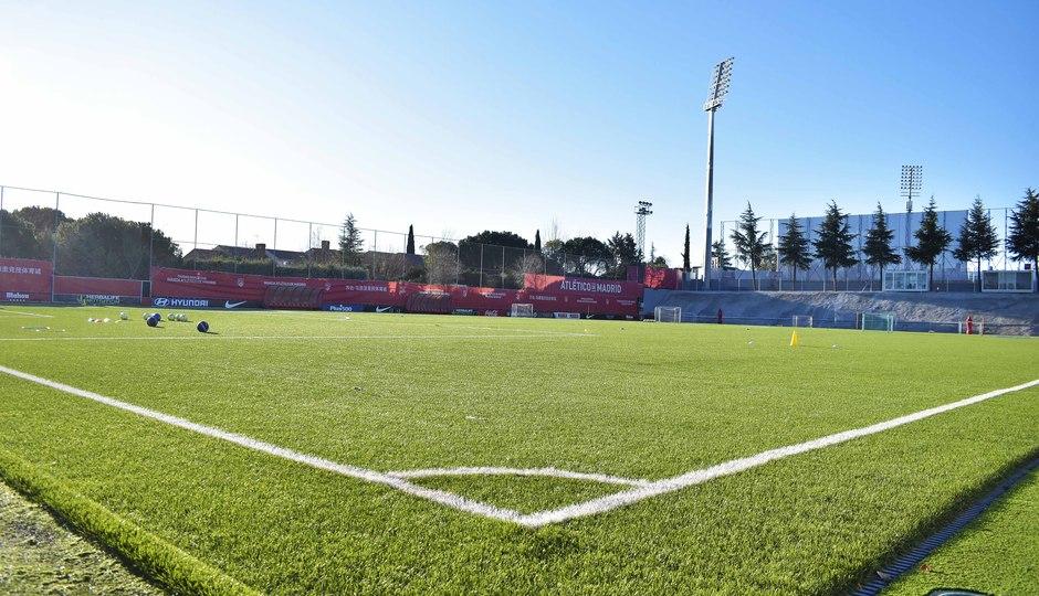 Ciudad Deportiva Wanda de Majadahonda campo 2