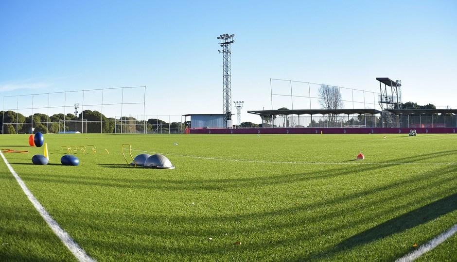 Ciudad Deportiva Wanda de Majadahonda campo 3