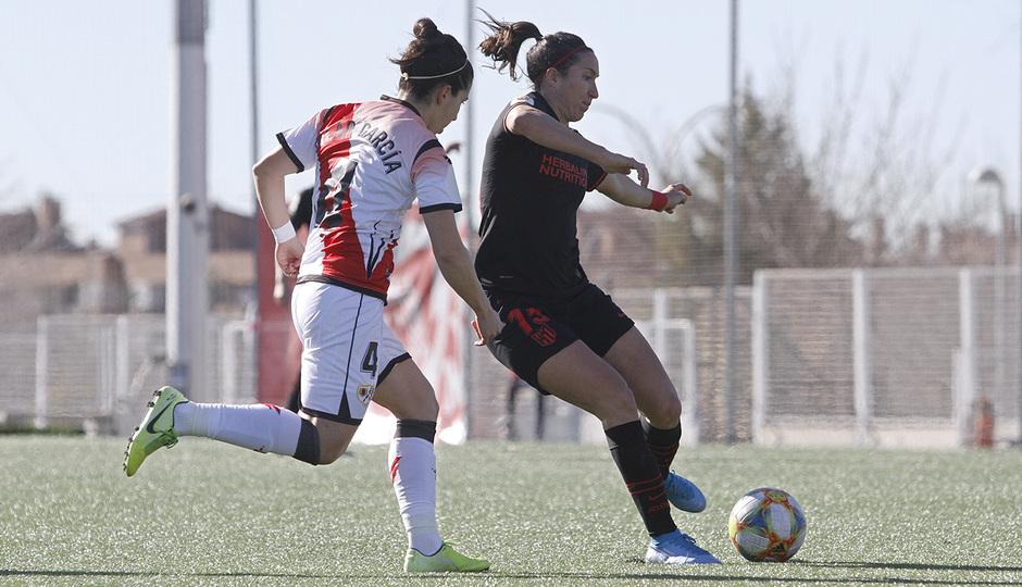 Temp. 19-20 | Rayo Vallecano - Atlético de Madrid Femenino | Meseguer