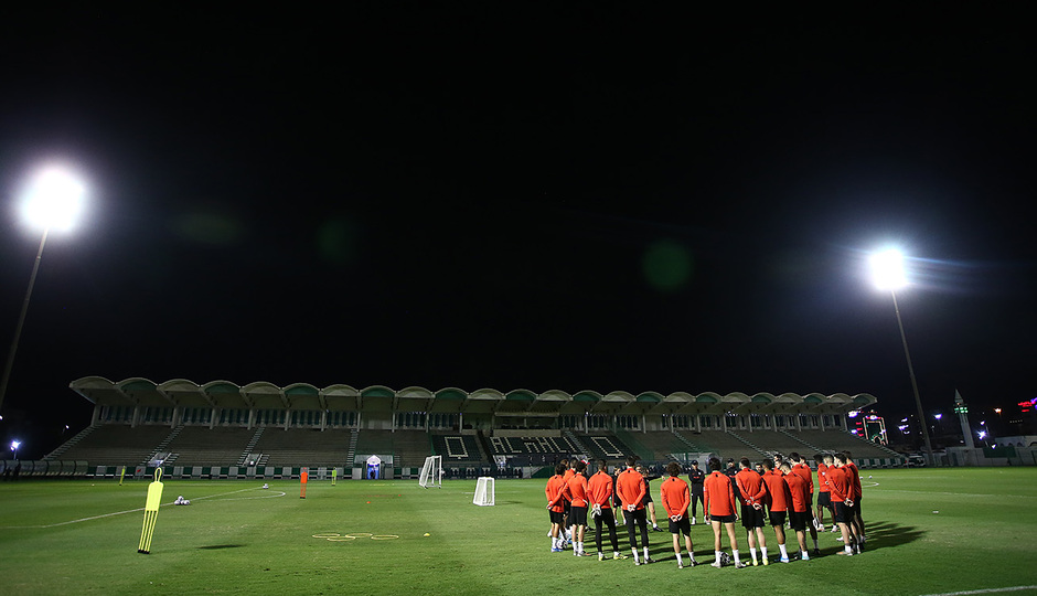 Temp. 19-20 | Supercopa de España | Training Centre Al Ahli |