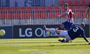 Temp 19/20 | Atlético de Madrid B - Marino de Luanco | Carlos Isaac