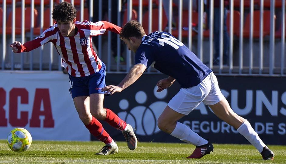 Temp 19/20 | Atlético de Madrid B - Marino de Luanco | Camello