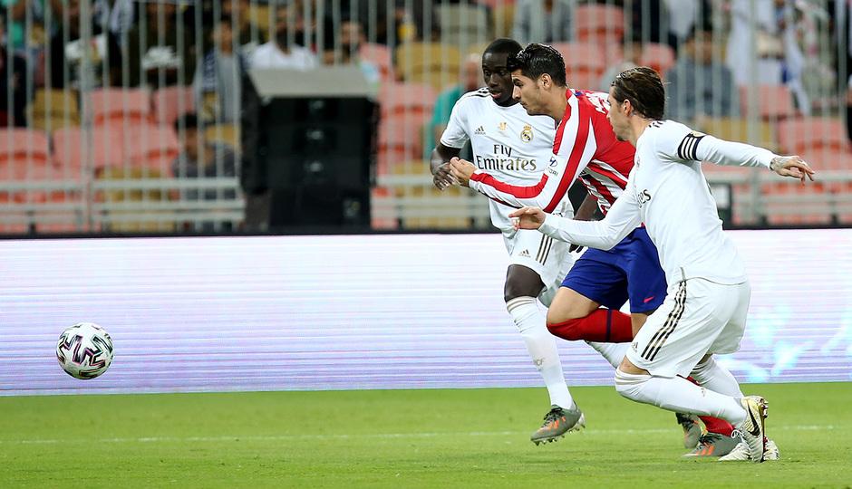 Temp 19/20 | Atlético de Madrid - Real Madrid | Morata