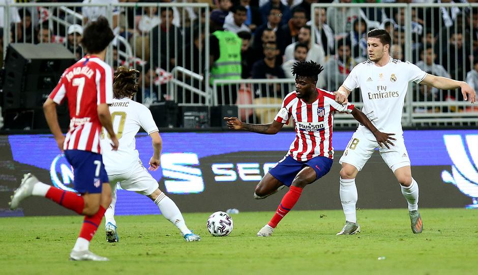 Temp 19/20 | Atlético de Madrid - Real Madrid | Thomas