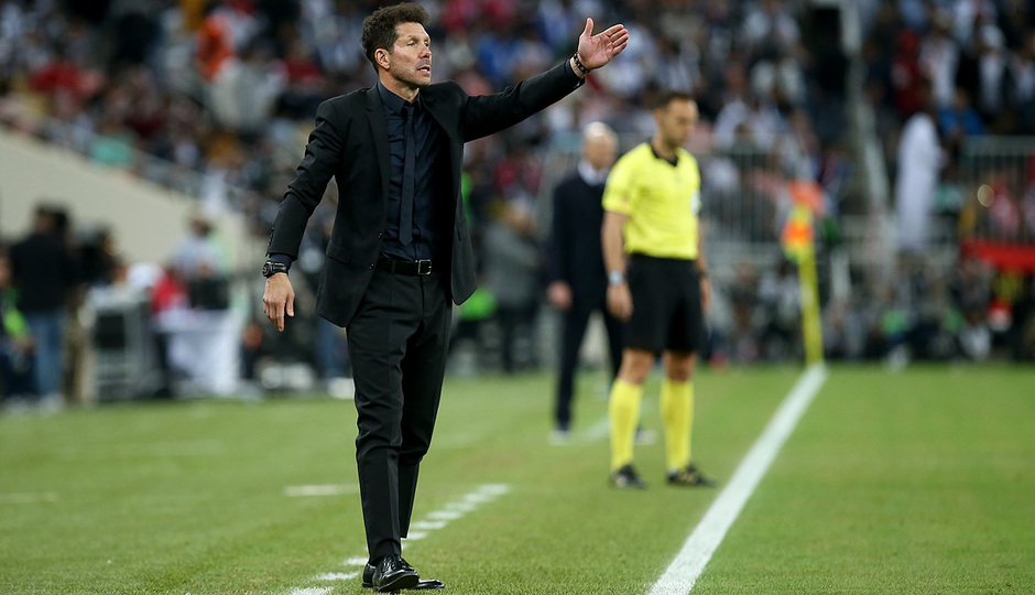 Temp 19/20 | Atlético de Madrid - Real Madrid | Simeone