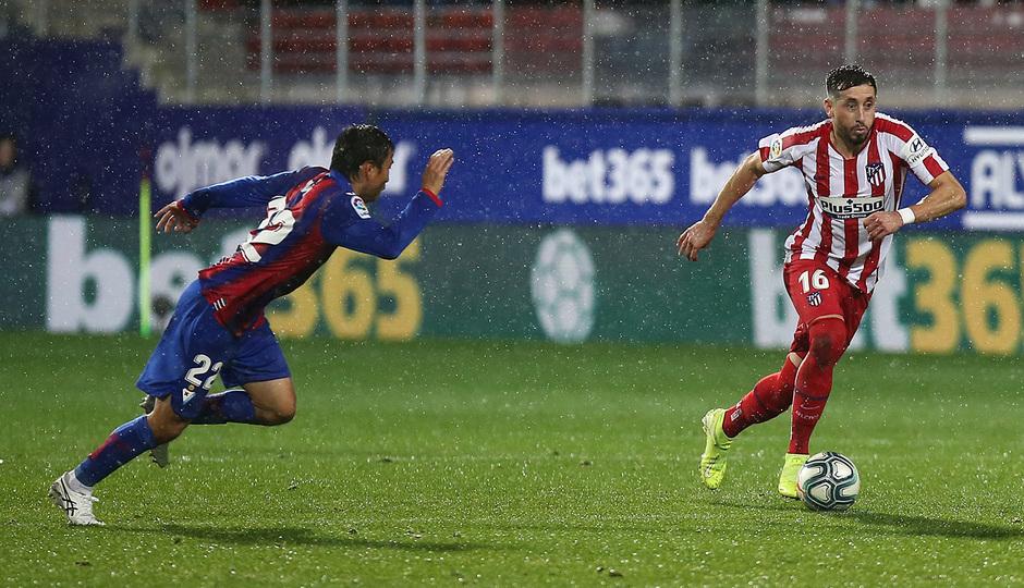 Temporada 19/20 | Eibar - Atlético de Madrid | Herrera
