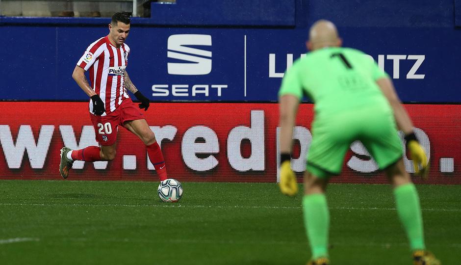 Temporada 19/20 | Eibar - Atlético de Madrid | Vitolo