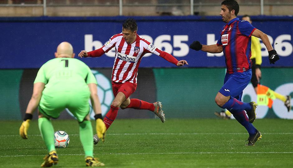 Temporada 19/20 | Eibar - Atlético de Madrid | Arias