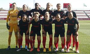Temporada 19/20 | Sevilla - Atlético de Madrid Femenino | Once
