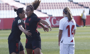 Temporada 19/20 | Sevilla - Atlético de Madrid Femenino | Leicy