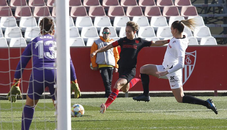 Temporada 19/20 | Sevilla - Atlético de Madrid Femenino | Amanda