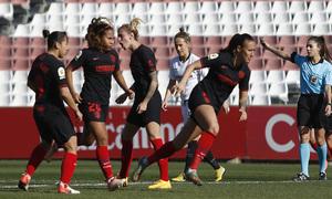 Temporada 19/20 | Sevilla - Atlético de Madrid Femenino | Gol