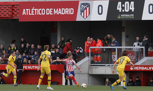 Temporada 19/20   Atlético de Madrid Femenino - FC Barcelona   Menayo