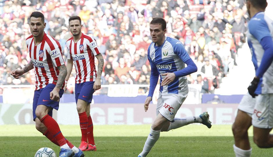 Temporada 19/20 | Atlético de Madrid - Leganés | Vitolo