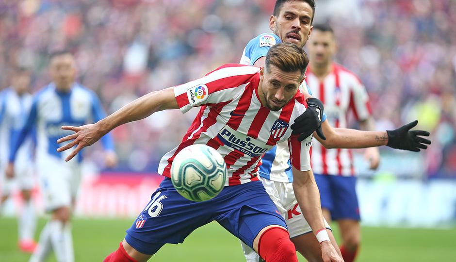 Temporada 19/20 | Atlético de Madrid - Leganés | Herrera