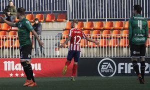 Temporada 19/20 | Atlético de Madrid B - Langreo | Rciard