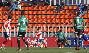 Temporada 19/20 | Atlético de Madrid B - Langreo | Ricard