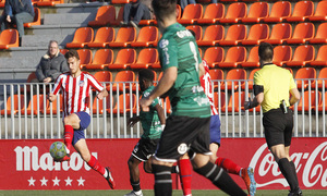 Temporada 19/20 | Atlético de Madrid B - Langreo | Álvaro