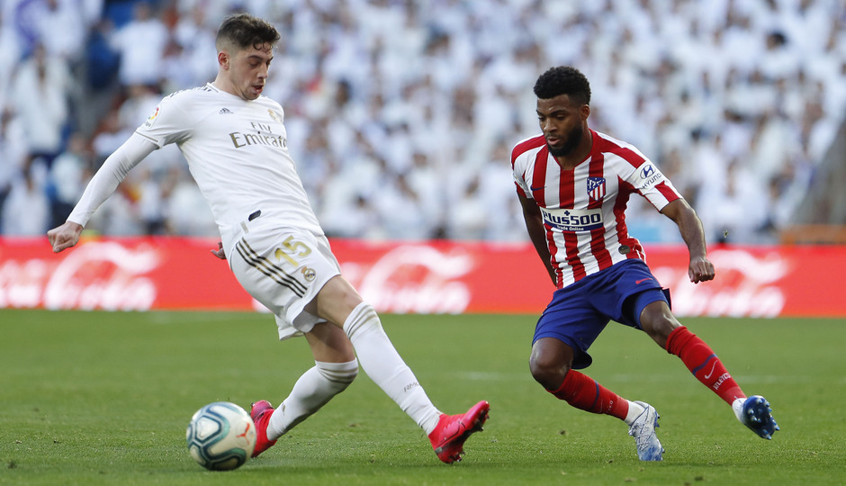 Temporada 19/20 | Real Madrid - Atlético de Madrid | Lemar