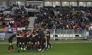 Temp 19/20 | Logroño-Atlético de Madrid Femenino | Conjura