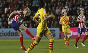 Temporada 19/20 | Supercopa | Atlético de Madrid Femenino - Barcelona | Toni