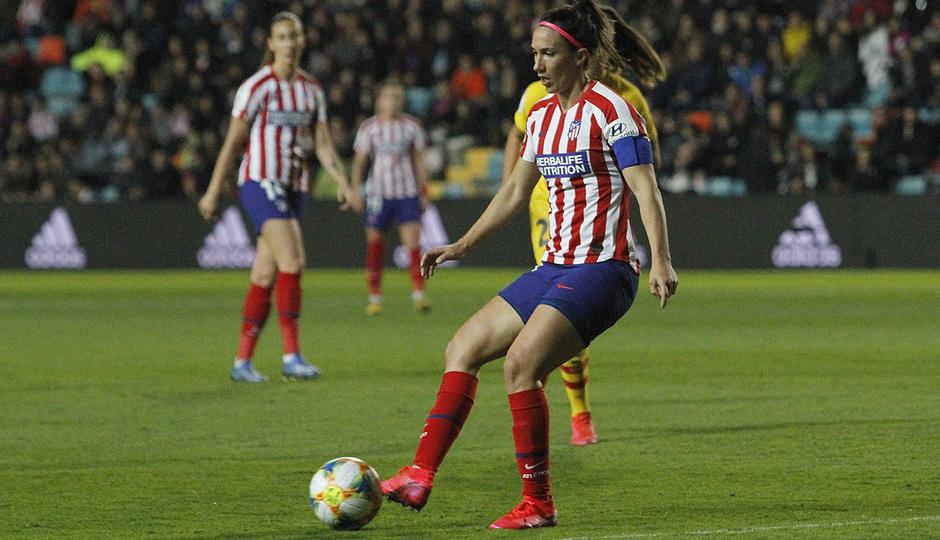 Temporada 19/20   Supercopa   Atlético de Madrid Femenino - Barcelona   Meseguer