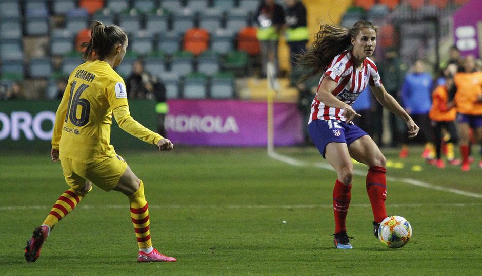 Temporada 19/20   Supercopa   Atlético de Madrid Femenino - Barcelona   Strom