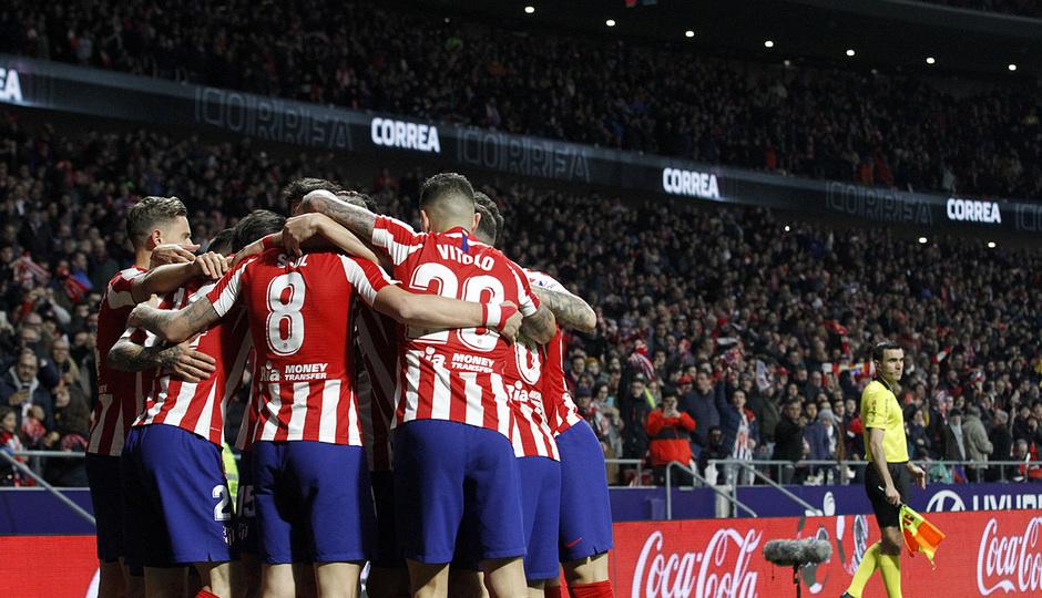 Temporada 19/20   Atleti - Granada   Gol