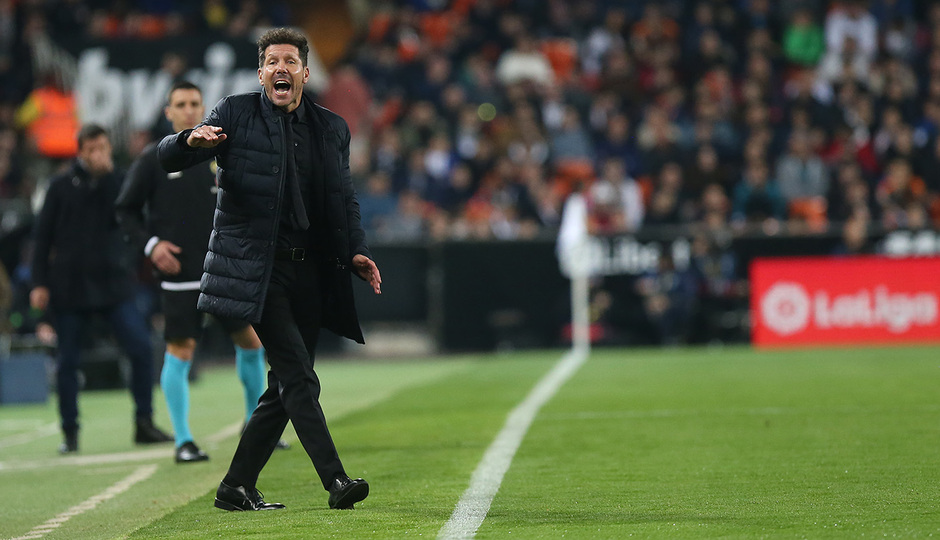 Temp. 19-20 | Valencia - Atlético de Madrid | Simeone