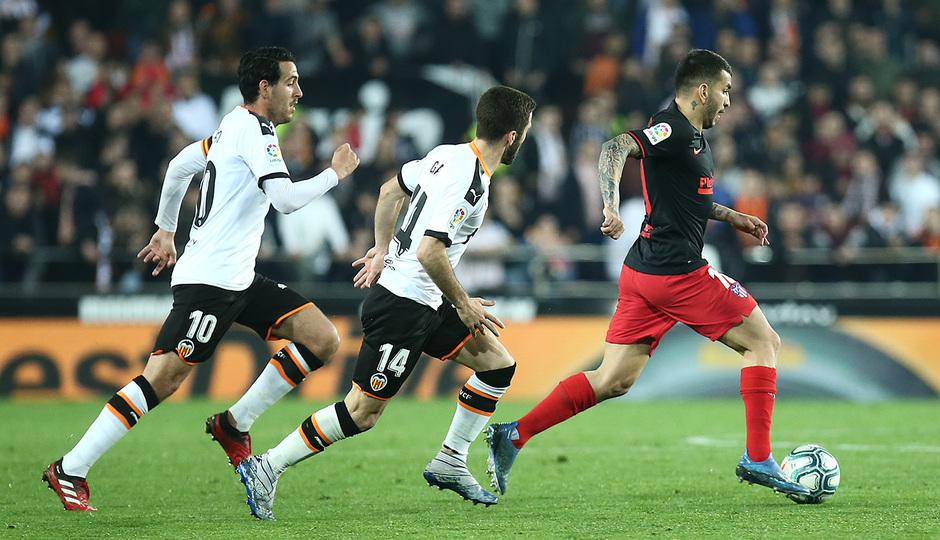 Temp. 19-20 | Valencia - Atlético de Madrid | Correa