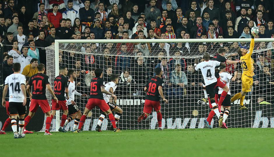 Temp. 19-20 | Valencia - Atlético de Madrid | Oblak