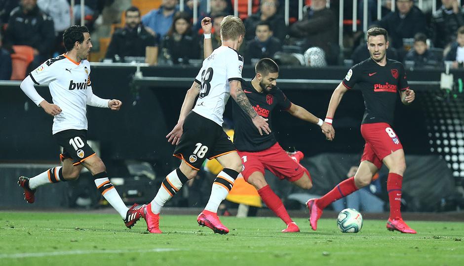 Temp. 19-20 | Valencia - Atlético de Madrid | Carrasco