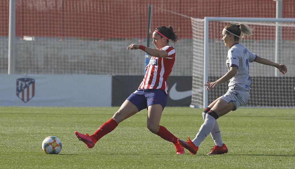 Temp. 19-20   Atlético de Madrid Femenino-Levante   Meseguer