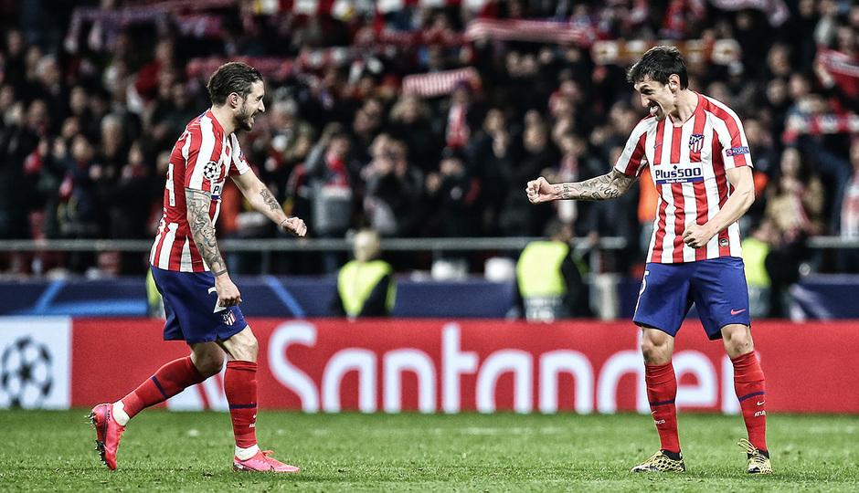 Temporada 19/20 | Atlético de Madrid - Liverpool | La otra mirada | Saúl y Savic