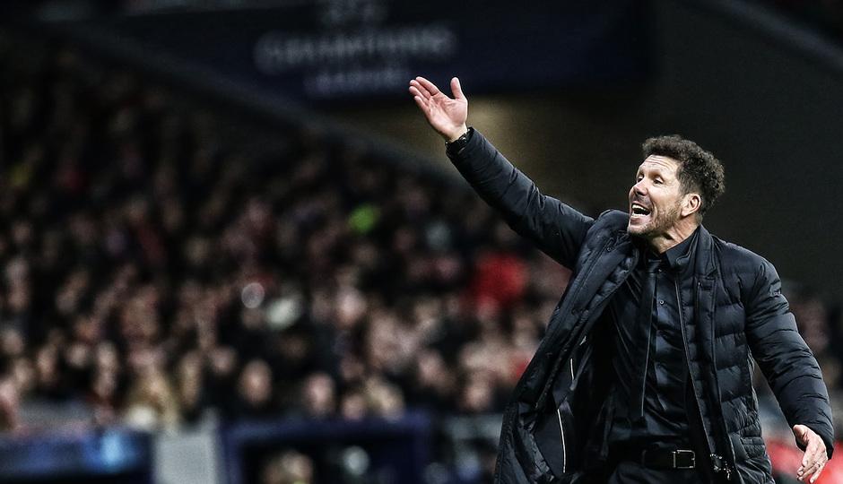Temporada 19/20 | Atlético de Madrid - Liverpool | La otra mirada | simeone