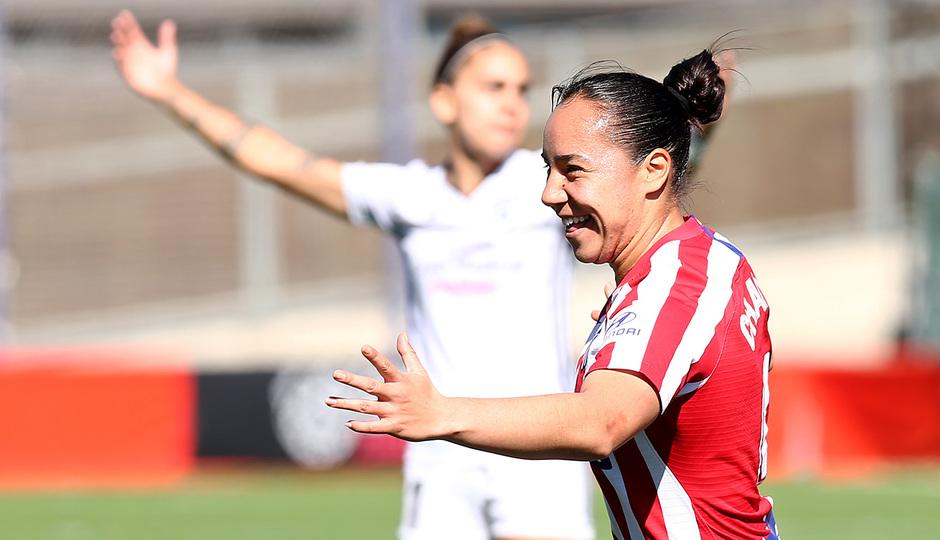 Temporada 19/20 | Madrid CFF- Atleti Femenino | Charlyn