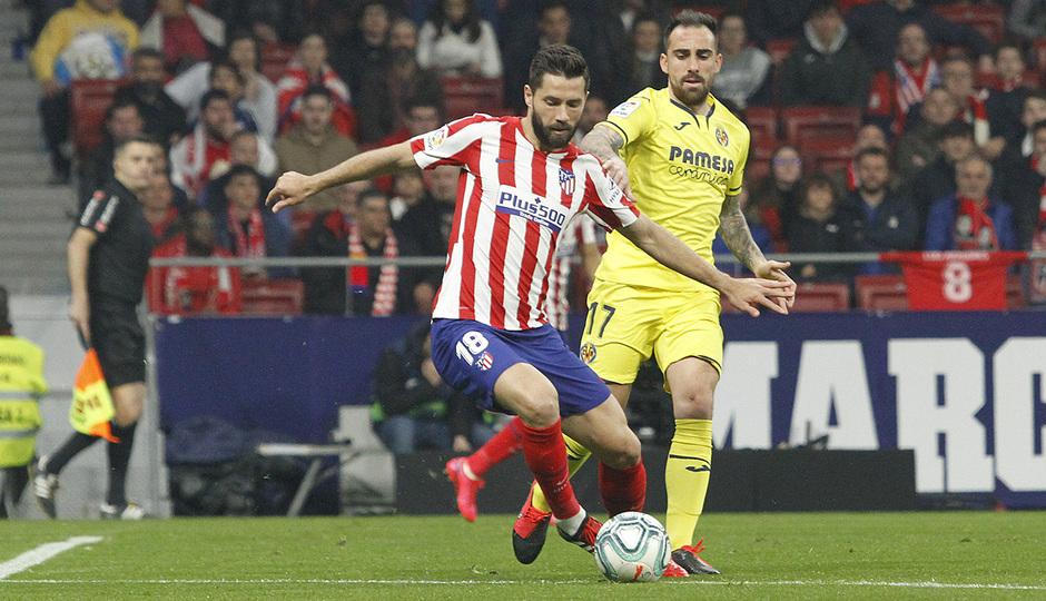 Temporada 2019/20 | Atlético de Madrid - Villarreal | Felipe