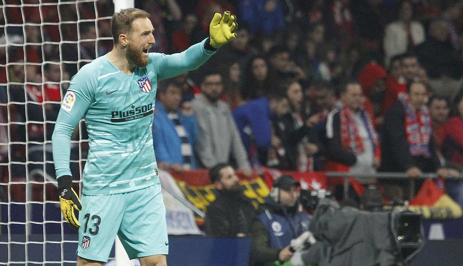 Temporada 2019/20 | Atlético de Madrid - Villarreal | Oblak