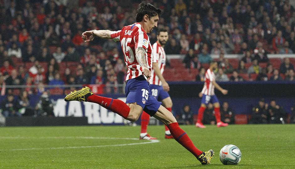 Temporada 2019/20 | Atlético de Madrid - Villarreal | Savic