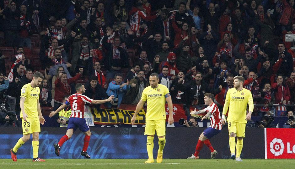 Temporada 2019/20 | Atlético de Madrid - Villarreal | Koke