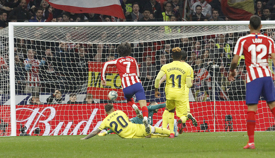 Temporada 2019/20 | Atlético de Madrid - Villarreal | Joao Felix