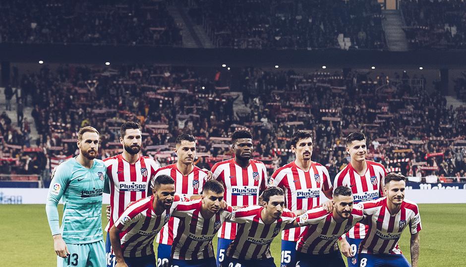 Temporada 2019/20 | Atlético de Madrid - Villarreal | Otra mirada | Once