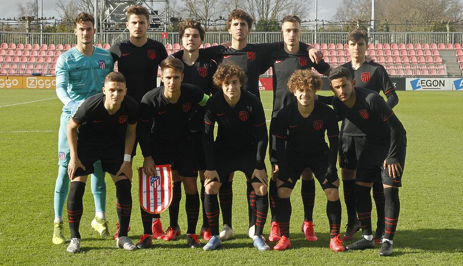 Temp. 19-20 | Ajax - Atlético de Madrid | Youth League | Once