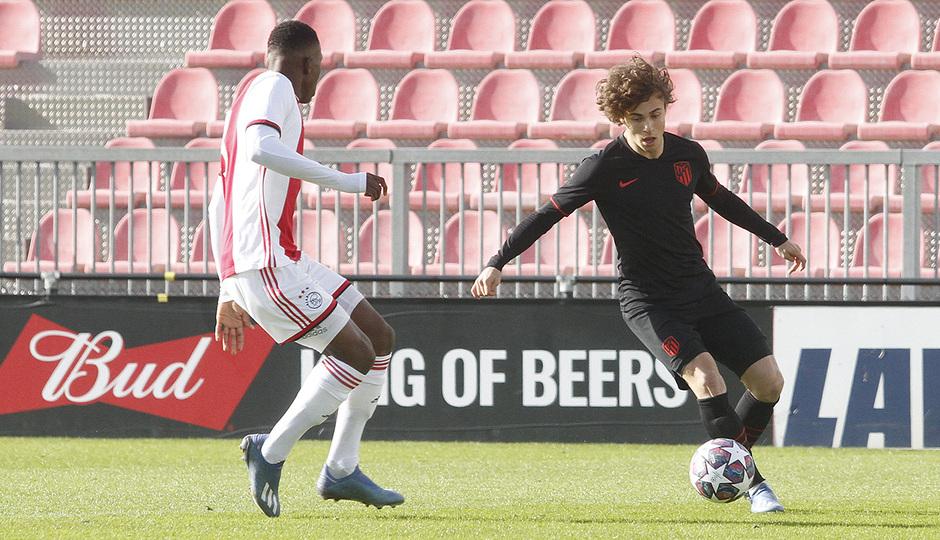 Temp. 19-20 | Ajax - Atlético de Madrid | Youth League | Riquelme