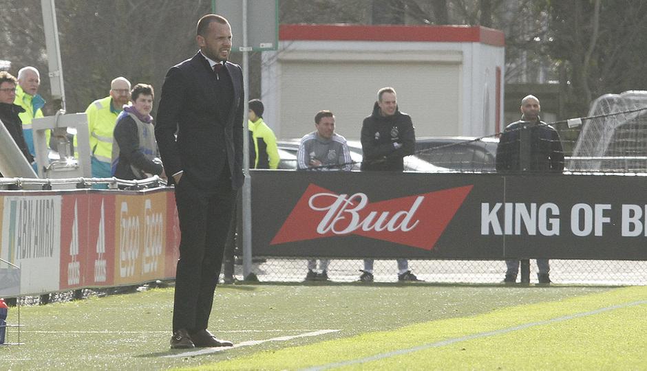 Temp. 19-20 | Ajax - Atlético de Madrid | Youth League | Heitinga