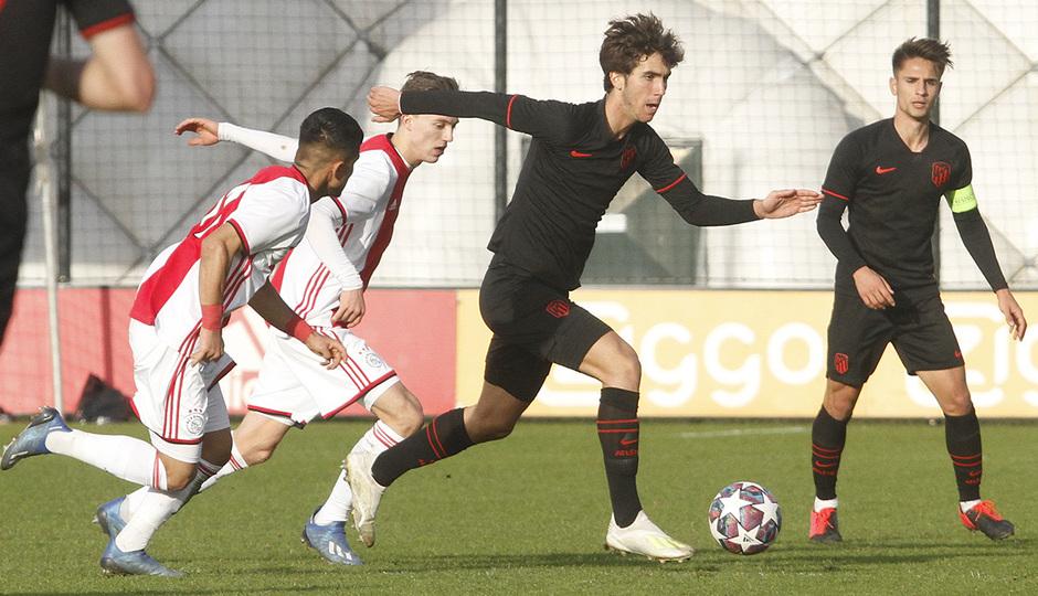 Temp. 19-20 | Ajax - Atlético de Madrid | Youth League | Lama